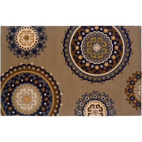 Oriental Weavers Eden Medallion Wool Rug