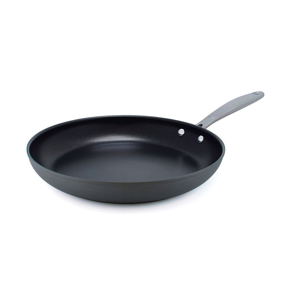 OXO Pro 12-in. Hard-Anodized Nonstick Frypan