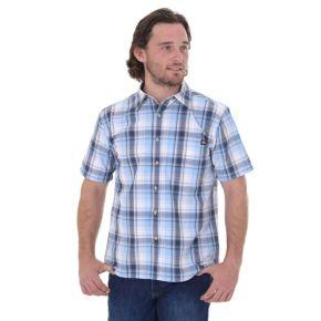 Men's Dickies Plaid Button-Down Shirt