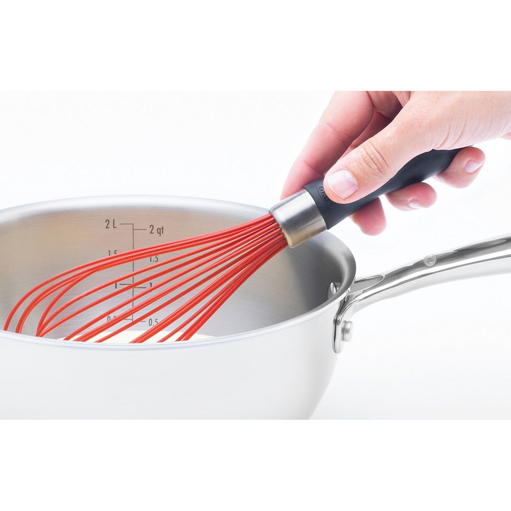 OXO Pro Tri-Ply Clad Stainless Steel 12-in. Frypan