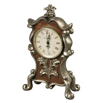 Sterling Desk Clock