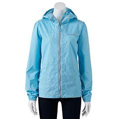 Women's Columbia Rain Dancer Hooded Jacket