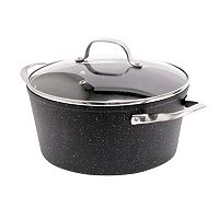 The Rock by Starfrit Nonstick 6-qt. Covered Casserole Dish