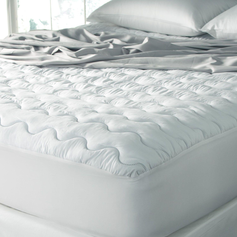 sealy waterproof microfiber deeppocket mattress pad