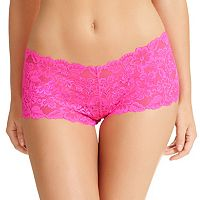 Perfects Australia Brazilian Lace Boyshorts 14USH48 - Women's