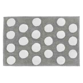Mondrian Dot Bath Rug