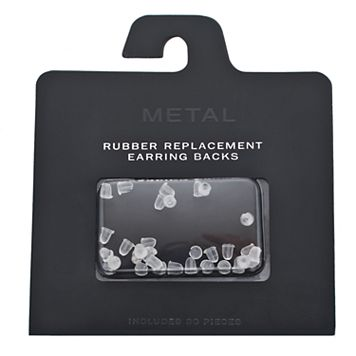 Croft & Barrow® Replacement Earring Backing Set
