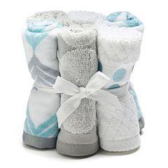 Mondrian 6-pk. Washcloths