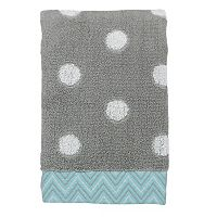 Mondrian Dot Jacquard Hand Towel
