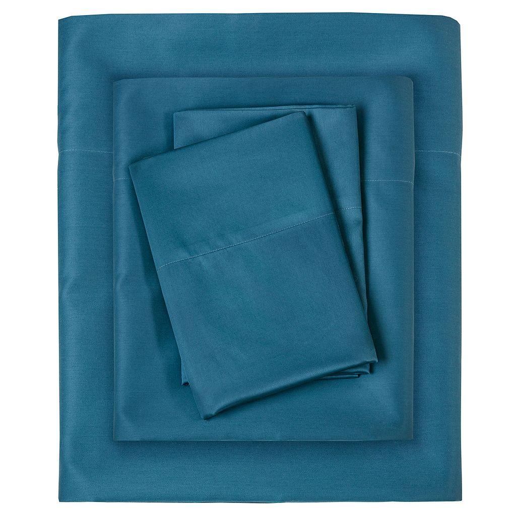 Sleep Philosophy Liquid Cotton 300-Thread Count Sheets