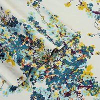 Casablanca Floral 300-Thread Count Egyptian Cotton Sateen Deep-Pocket Sheets