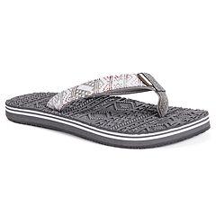MUK LUKS Emma Women's Flip-Flops