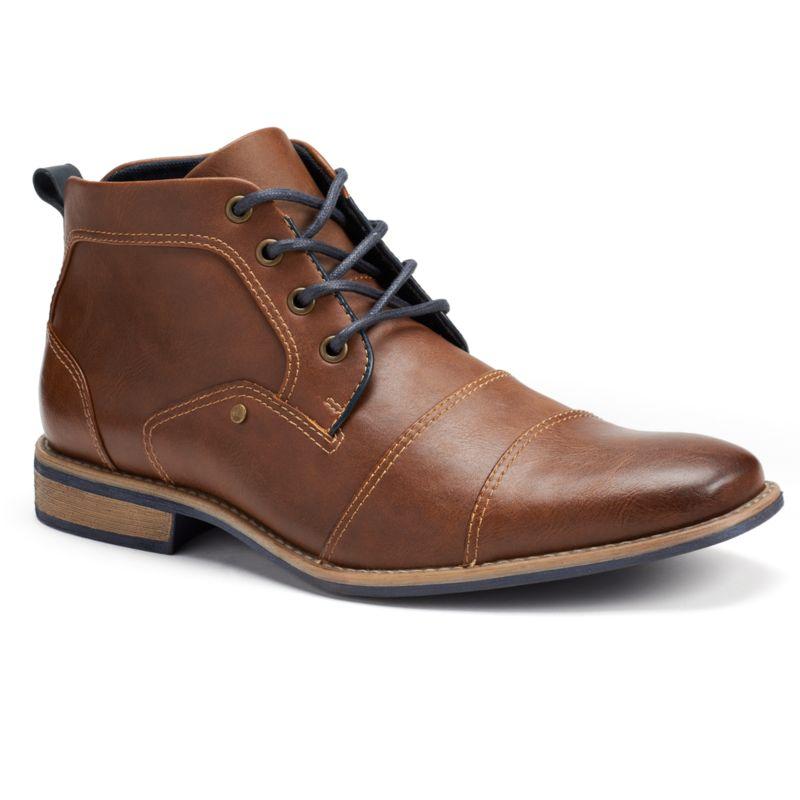 side zipper mens boots kohl s