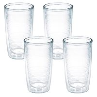 Tervis 4-pc. Clear Tumbler Set
