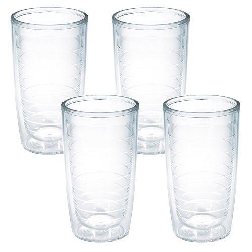 Tervis 4-pc. Clear Tumbler Set