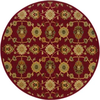 Oriental Weavers Infinity Red Floral Rug