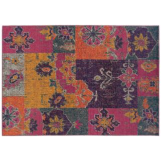 Oriental Weavers Kaleidoscope Bright Floral Rug