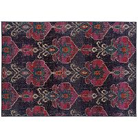 Oriental Weavers Kaleidoscope Distressed Abstract Rug