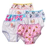 Paw Patrol 7-pk. Briefs - Toddler Girl