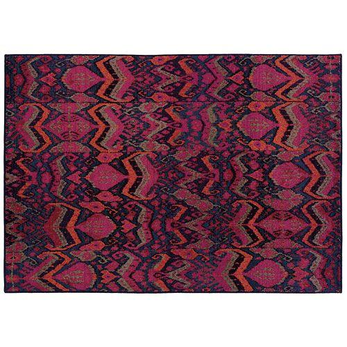 StyleHaven Kameron Pink Abstract Rug