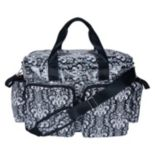 Trend Lab Deluxe Duffle Diaper Bag
