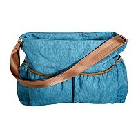Trend Lab Crinkle Tote Diaper Bag