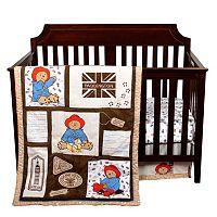 Paddington Bear 3-pc. Crib Bedding Set by Trend Lab