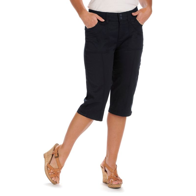 Cotton Spandex Relaxed Fit Pants Kohl S