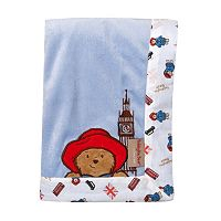 Paddington Bear Velour Blanket by Trend Lab