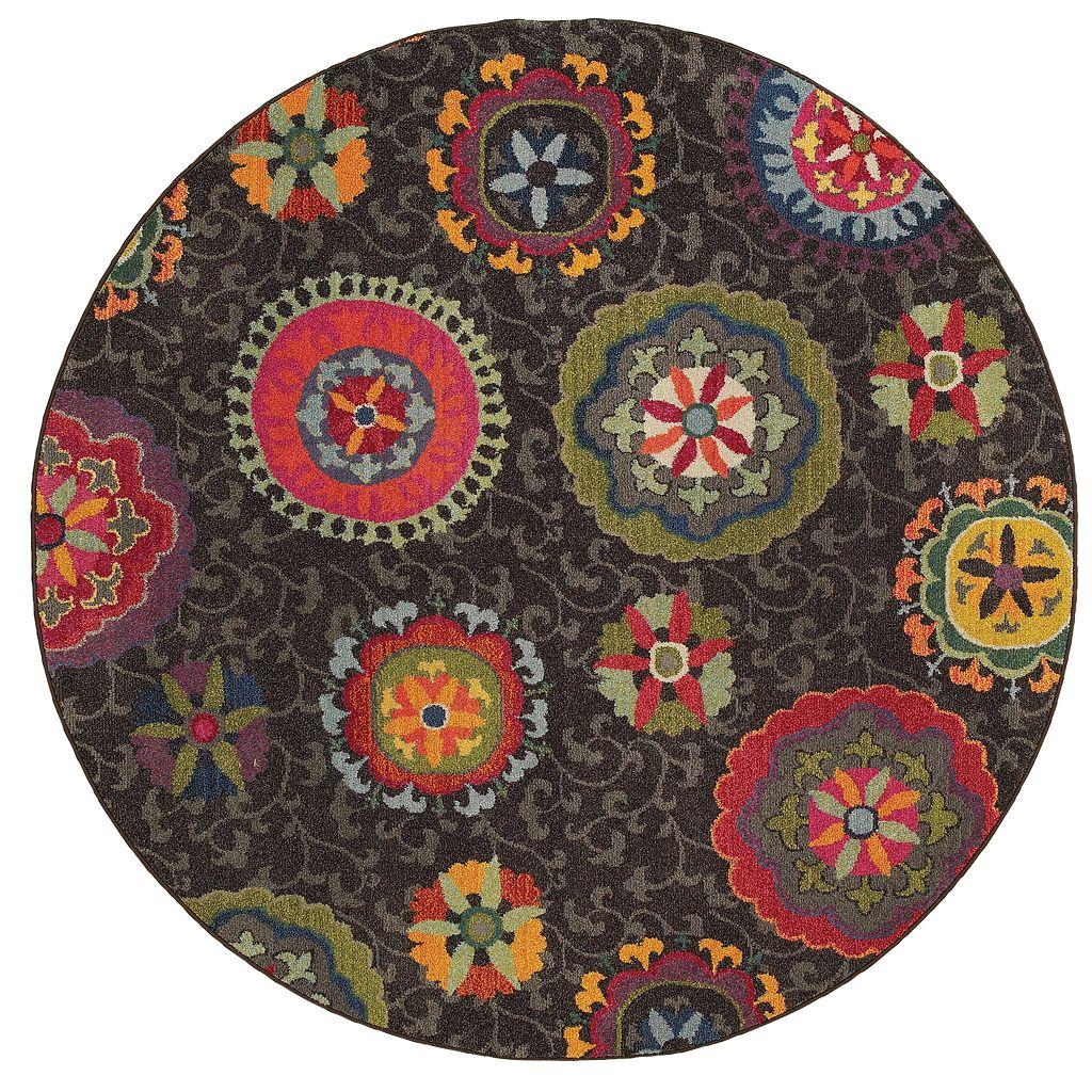 StyleHaven Kameron Medallion Floral Rug