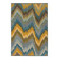 Oriental Weavers Kaleidoscope Zigzag Rug