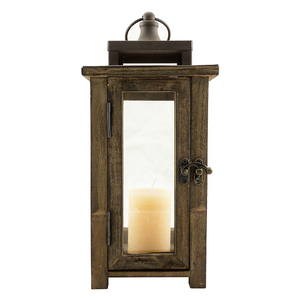 Stonebriar Collection Rustic Lantern