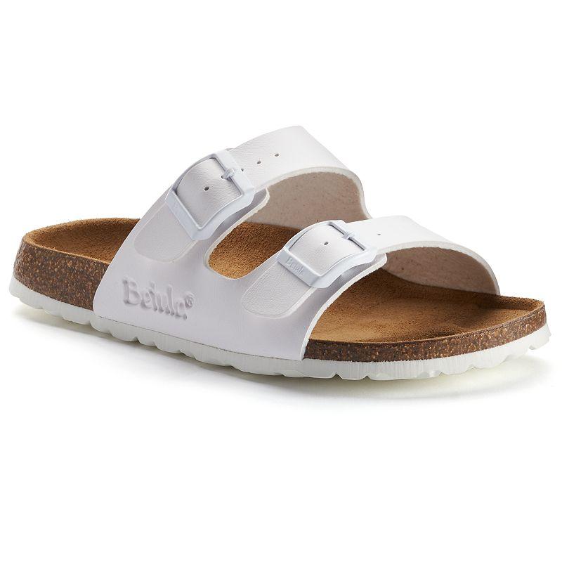 Betula Licensed by Birkenstock Boogie Soft Footbed Slide Sandals Women