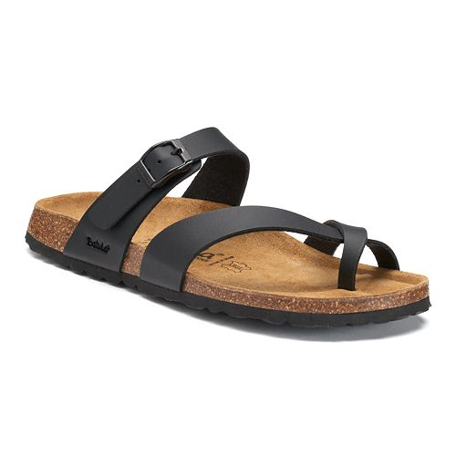 bce2f5f2e66 Betula Licensed by Birkenstock Mia Women s Footbed Thong Sandals