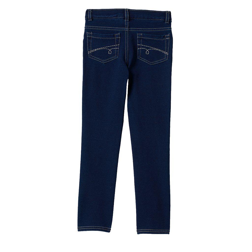 Girls 4-7 SONOMA Goods for Life™ Knit Jeggings