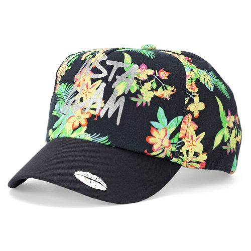 Juicy Couture   Insta Glam   Tropical Baseball Hat - Women 6edd4ad2377