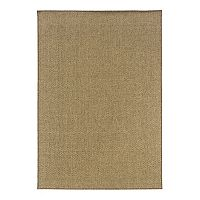 Oriental Weavers Karavia Faux Sea Grass Indoor Outdoor Rug