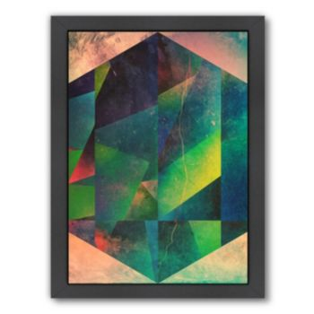 Americanflat Geometric Framed Wall Art