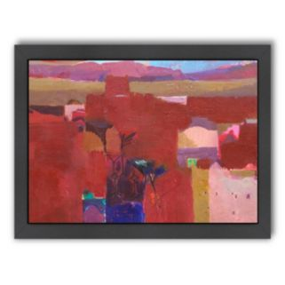 Americanflat ''The Road to Anemiter'' Framed Wall Art