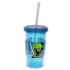 Star Wars Yoda 11.8-oz. Tumbler