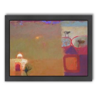 Americanflat ''Thar Desert Shrine'' Framed Wall Art
