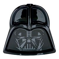 Star Wars Darth Vader 9-in. Melamine Divided Plate