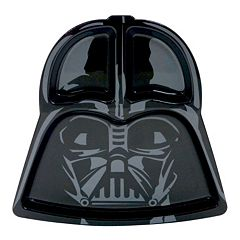 Star Wars Darth Vader 9 in Melamine Divided Plate