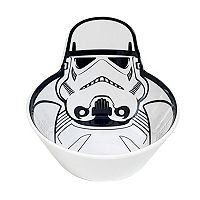 Star Wars Kid's Storm Trooper 6-in. Melamine Bowl Set