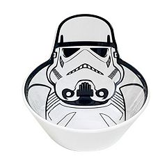 Star Wars Kid's Storm Trooper 6 in Melamine Bowl Set