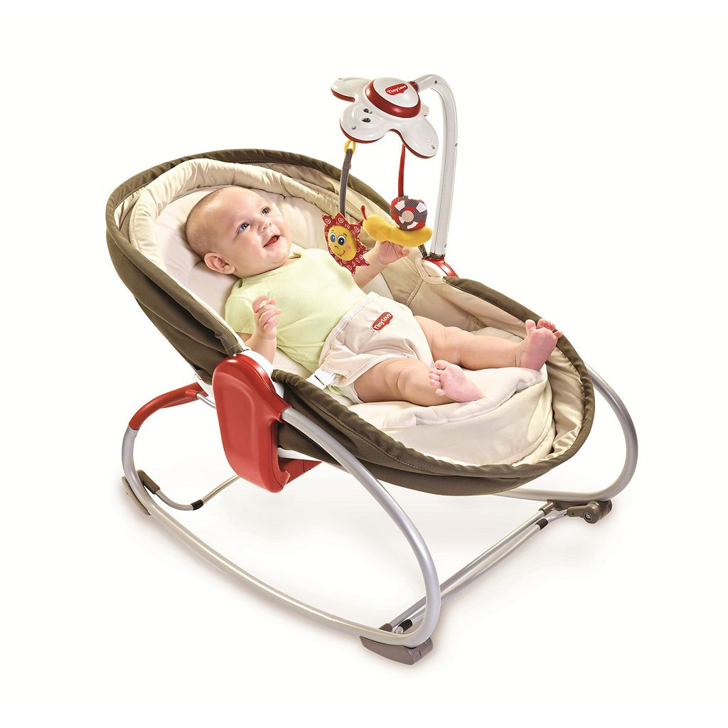 Tiny Love 3-in-1 Rocker and Napper
