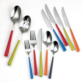 Fiesta Merengue 50-pc. Flatware Set