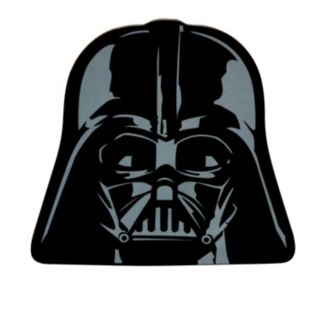 Star Wars Darth Vader 8-in. Kid's Melamine Plate