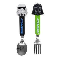 Star Wars 2 pc Toddler Fork & Spoon Set