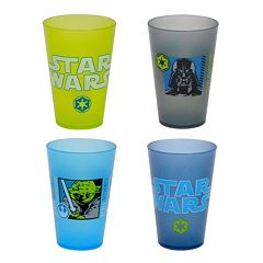 Star Wars Kid's 4 pc Melamine Cup Set